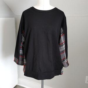 Wendy Trendy | pattern block top